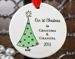 grandparent christmas ornaments new and gift new grandparent christmas