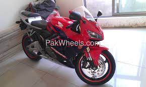 cbr bike model used honda cbr 600rr 2005 bike for sale in rawalpindi 94700