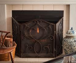 Sunland Home Decor by 35 Fireplace Screen Home Decor Prairie Grass Fireplace Screen