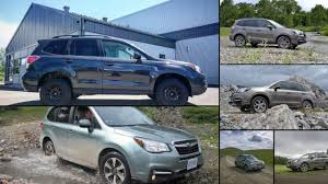 modified subaru forester off road 2017 subaru forester off road news reviews msrp ratings with