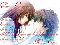 True Love Images With Quotes by Anime Quotes Phrases Randomness Anime Amino