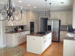 my recently painted kitchen the gray is sherwin williams knitting