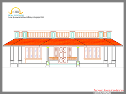 home design story rooms single floor house plan elevation kerala home kaf mobile homes