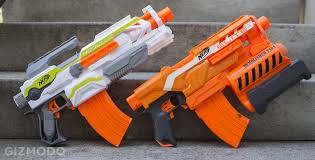 nerf car shooter the best thing about nerf u0027s modular dart gun is buying spare parts