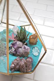 crystal cactus terrarium u2013 a beautiful mess