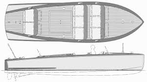 Small Wooden Boat Plans Free Online by Classic Small Yacht Diy Wood Boat Plans Free Wood Runabout Plans