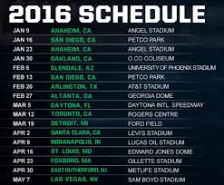 motocross ama schedule 2016 supercross schedule south bay riders
