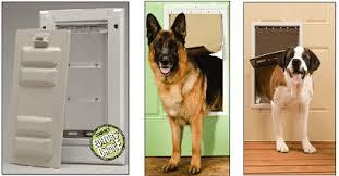 Patio Doors With Built In Pet Door Pet Doors For Doors Cat U0026 Dog Doors Petdoors Com