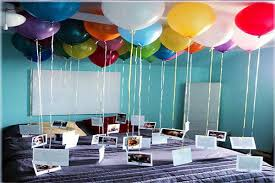 balloon arrangements for birthday 1000 classic birthday decoration ideas at home quotemykaam
