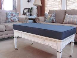 modern ottoman coffee table ideas home design by john