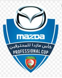 logo mazda 2016 mazda professional cup oman