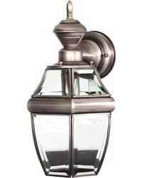 Dusk To Dawn Motion Sensor Outdoor Lighting Bargains On Antique Silver 14 1 2