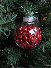clear christmas ornaments sew many ways fillable glass christmas ornaments great gift idea