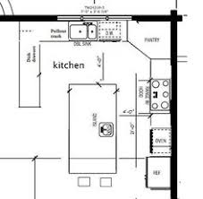 how to layout a kitchen kitchen layout design kitchen and decor