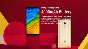 Xiaomi Redmi 5 Plus Xiaomi Redmi 5 Plus Eudirect Shop