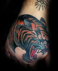 75 traditional tiger designs for striped ink ideas