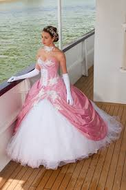 pink embroidered wedding dress eli shay wedding dress collections 2012 jewelry corset