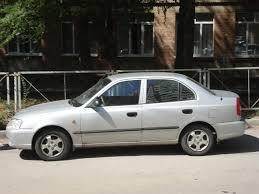 hyundai accent 4 door sedan 2003 hyundai accent pictures 1600cc gasoline ff manual for sale