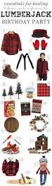 manly halloween party essentials for a mandly lumberjack party