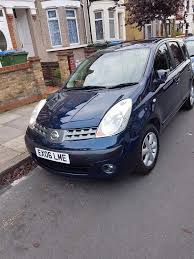 nissan note 2006 nissan note 2006 with 42000mileage for sale in lewisham london
