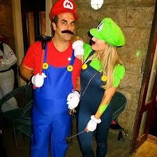 Halloween Costumes Luigi Mario Luigi Luigi Mario Costumes
