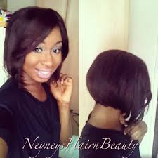 hair life removable quick weave bob hairstyles pinterest