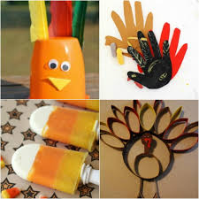 40 thanksgiving crafts for toddlers u0026 preschool thanksgiving