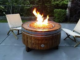 outdoor fire pits propane u2014 jen u0026 joes design best outdoor