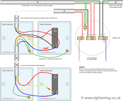 two way switching wiring diagram colours with for 2 light switch