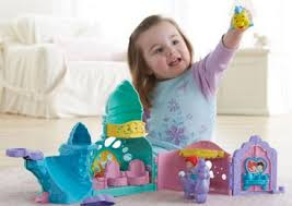 disney princess ariel flounder playset 15