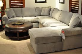 L Shaped Sofas Ikea Furniture Comfortable Wrap Around Couch With Ikea Ottoman For