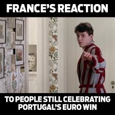Meme France - france reacts to portugal euro win meme watch or download
