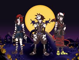 Kingdom Hearts Halloween Costumes Kingdom Hearts Halloween Sayne7 Jpg