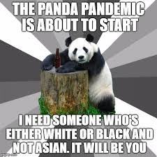 Pick Up Line Panda Meme - pickup line panda meme imgflip