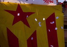 Independence Flag Countdown Begins To Catalonia Independence Bid News 1130