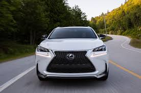 lexus hybrid sedan 2015 2015 lexus nx first drive