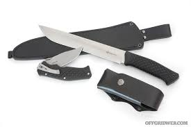 Aesthetic Knives Review Steel Will Druid Knives Recoil Offgrid