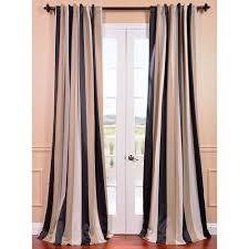 Chartreuse Velvet Curtains by Georgetown Stripe Blackout Curtain Panel 50w X 96l Bedroom Royal