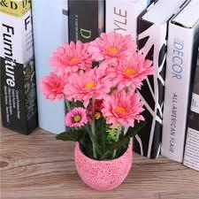 Flower Arrangements Home Decor by Compare Prices On Silk Flower Arrangements Online Shopping Buy