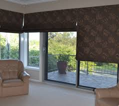 roman blinds over sliding doors roman blinds pinterest roman