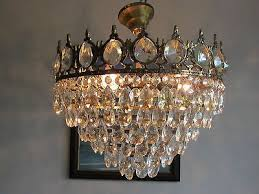 Lead Crystal Chandelier Outstanding Chandelier For Low Ceiling Modern One Lighting