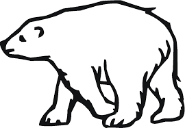 bear black and white brown bear clipart black and whitewild to web