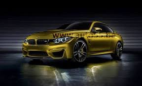 m4 coupe bmw mmm four images of 2015 bmw m4 coupe leak