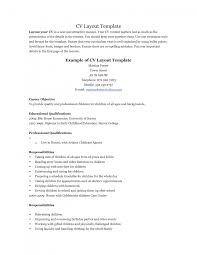 Administration Jobs Resume by Example Resumes For Jobs Cover Letter Resume Template Great