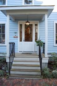 Colonial Exterior Doors Colonial Front Doors Ideas Are Always A Image Of With Side Light I