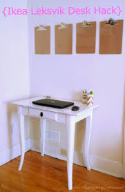 contact paper desk makeover the sloppy perfectionist ikea leksvik desk hack marble contact
