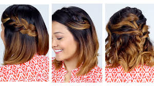 short hairstyles ideas quick easy cute hairstyles for short hair