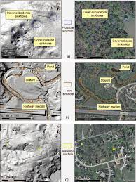 Lojic Map Improved Karst Sinkhole Mapping In Kentucky Using Lidar Techniques