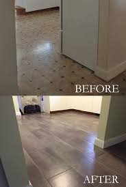 Vinyl Tile Installation How To Install Peel And Stick Vinyl Tile That You Can Grout
