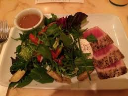 restaurant cuisine nicoise tuna niçoise salad lunch picture of be our guest orlando